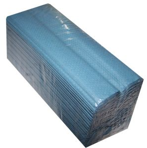 Blue C Fold Paper Hand Towels 1Ply 220mmx305mm